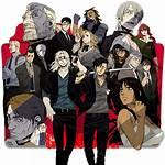 Gangsta Anime Manga Icon Folder Alex Titulo