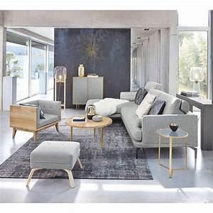 Style Contemporain : conseil d co pour un salon design contemporain ~ Farleysfitness.com Idées de Décoration