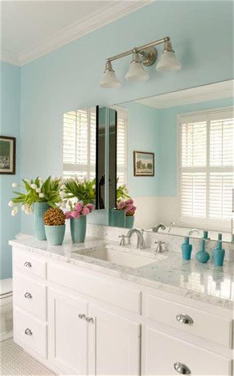 Light Teal Bathroom Ideas by Une Salle De Bain Teint 233 E De Bleu Actu