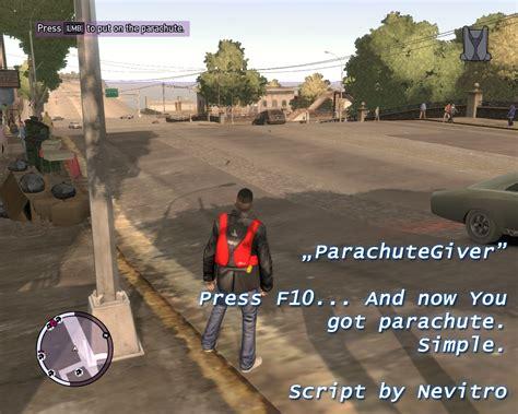 Cheat Code Gta V Parachute Gta Gaming Archive