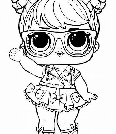 Lol Surprise Coloring Pages Colorpages July