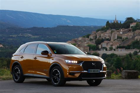 DS Automobiles reveal the latest DS 7 CROSSBACK vehicle