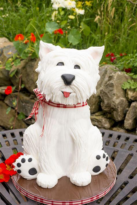 westie terrier dog paul bradford sugarcraft school