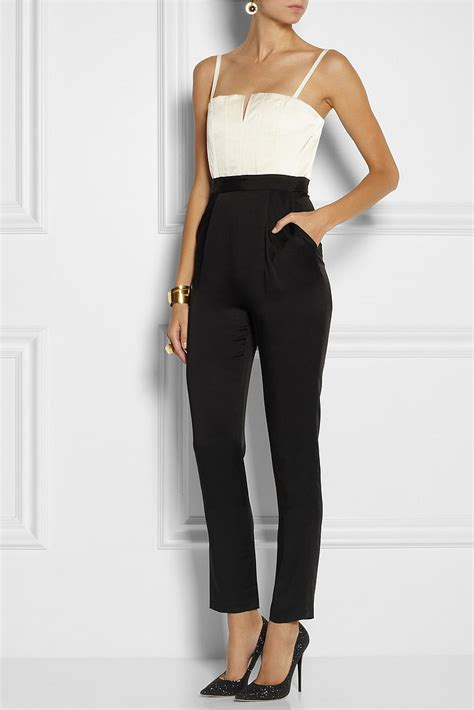 black jumpsuit for wedding who says you can 39 t wear a jumpsuit to a wedding decoded