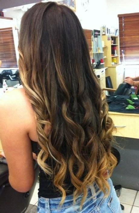 Brown Hair With Tips by Brown Hair With Tips Should I Do It Look At My