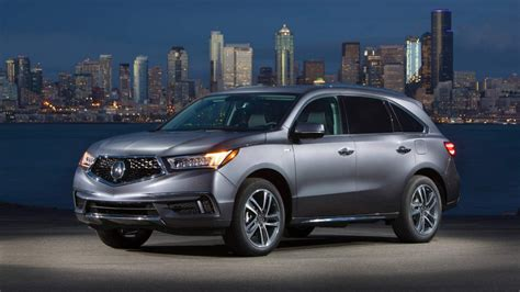 Acura Prices Updated 2019 Mdx Sport Hybrid From ,800