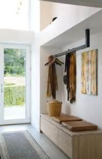 Entry Hall Bench And Coat Rack