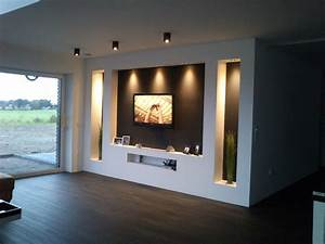 Tv Wand Modern : wir sind noch wieder da baublog 2012 unser weg zum ~ Michelbontemps.com Haus und Dekorationen