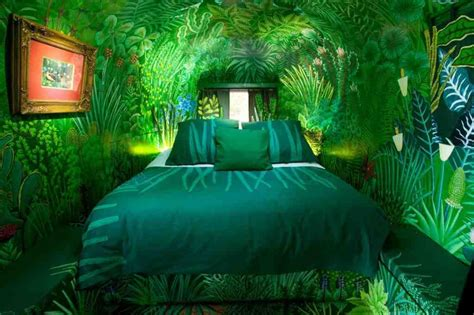 forest green bedroom decor ideas