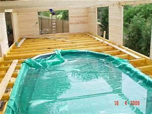 Piscine Les Clayes Sous Bois : piscine sous chalet bois jardi brico ~ Dailycaller-alerts.com Idées de Décoration