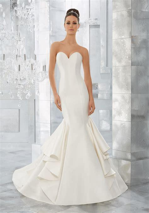 Merci Wedding Dress Style 5563 Morilee