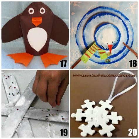 20 preschool winter crafts 871 | Winter Crafts for Preschoolers 5