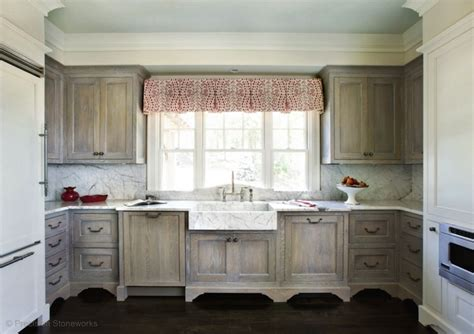 precise kitchens and cabinets wire brushed oak cabinets cabinets matttroy 4393