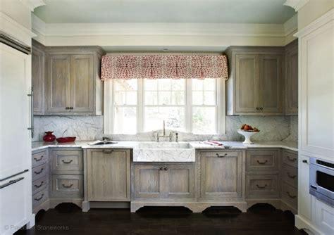 Wire Brushed Oak Cabinets wire brushed oak cabinets country kitchen precision