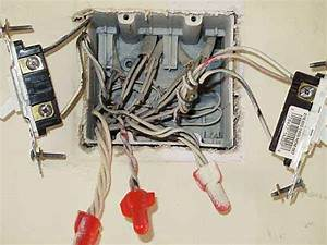 Multiple Light Switch Wiring