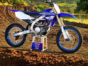 2019 Yamaha YZ250F - All New | Cycle News First Look