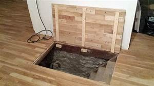 Ventilation Naturelle D Une Cave : r alisation d 39 un parquet et de sa trappe d 39 acc s ~ Premium-room.com Idées de Décoration