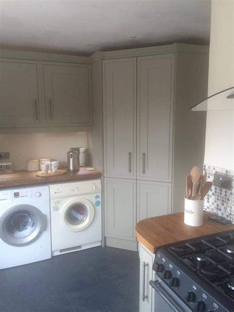 Paul's beautiful Wickes kitchen from the Tiverton range