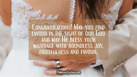 congratulations   find favour   sight