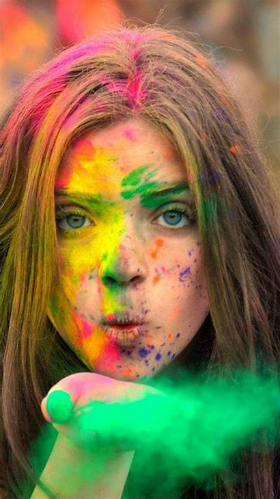 Holi Festival Wallpapers Enjoy 1080 Happiness Colors