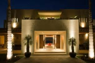 home design ideas surprising square accent facade with lighting as modern entrance ideas for home with minimalist