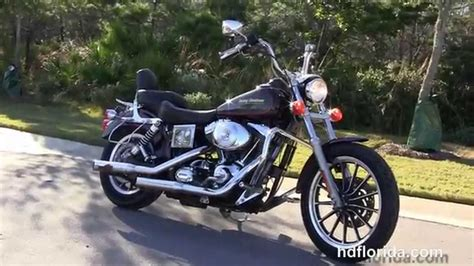 Used 2001 Harley Davidson Dyna Low Rider Motorcycles For