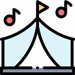 Stage Icon Ks Event Planner Icons Celebrity