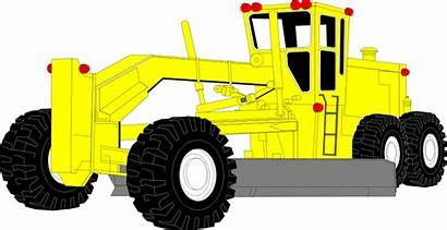 Construction Clipart Equipment Heavy Clip Machinery Cliparts