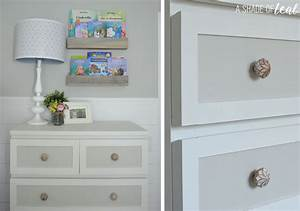 Ikea Wickelkommode Malm : ikea malm dresser hack for a rustic glam nursery a shade of teal ~ Sanjose-hotels-ca.com Haus und Dekorationen