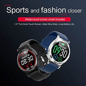 Smart Watch Full Touchscreen Heart Rate Monitor Activity