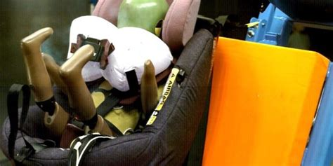 Baby Car Seat With Airbags by Maxi Cosi Launches The Baby Car Seat With Built In