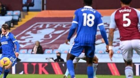 Aston Villa vs Brighton & Hove Albion highlights
