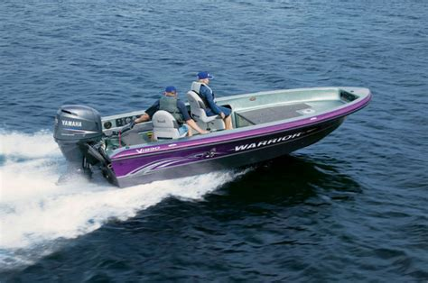 Warrior Boats by Research 2009 Warrior Boats V1890 Backtroller Xst