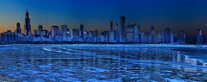 Dual Screen Monitor Wallpapers Chicago Backgrounds Wallpaperaccess