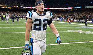 Panthers RB Christian McCaffrey Did Well Vs Loaded Box In