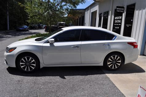 Brand New 2016 Nissan Altima Receives Dramatic Tint ...