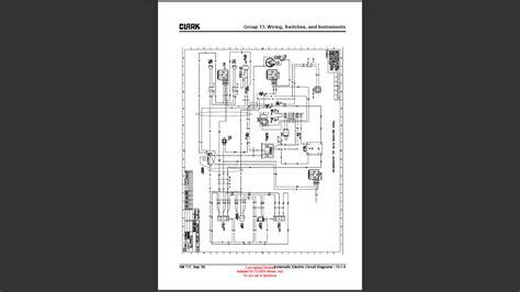 clark service manual ecx  epx