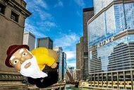 Trump Tower Chicago Mooning