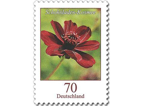 70 cent briefmarke schokoladen kosmee briefmarke 0 70 200er rolle shop deutsche post
