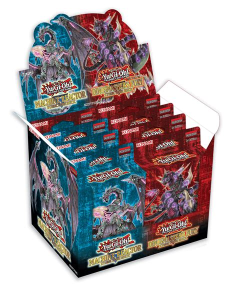 Yu Gi Oh Machine Reactordinosmashers Fury Structure Deck