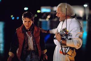 'Back to the Future' turns 30: Time sure does McFly - LA Times