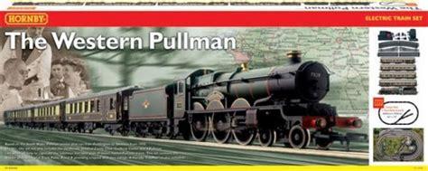 Hornby The Western Pullman Set Model Railways and Train ...