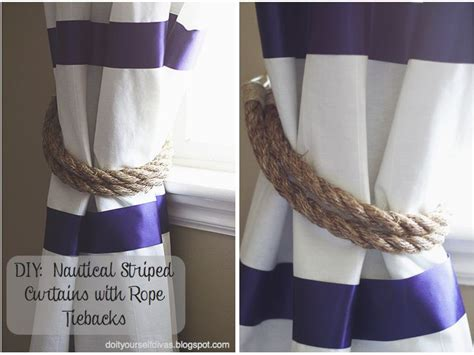 25+ Best Ideas About Nautical Curtains On Pinterest