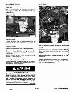 Bobcat S150 S160 Skid Steer Loader Service Repair Workshop Manual 529711001