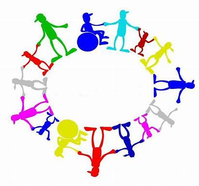 Clipart Needs Disability Special Clip Children Displaying
