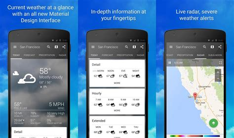 weather apps android widget 1weather widgets phandroid naijaloaded