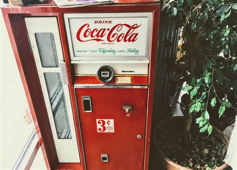 drug store drink coca cola signage  gray wooden wall