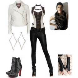 liberty earrings badass santana polyvore