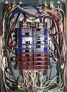 Split Bus Electrical Panels-no Main Breaker