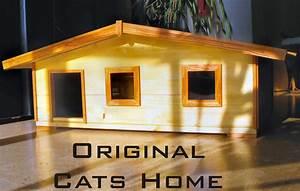 Katzenhaus Selber Bauen : katzenh user bodenisoliert home of pets alles rund ums ~ A.2002-acura-tl-radio.info Haus und Dekorationen